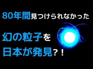 【衝撃】幻の粒子の謎がヤバすぎる… by Next Space Project