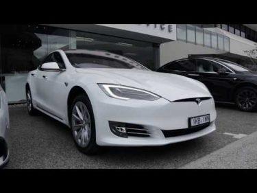 モデルXの修理をしたら世界最速の車を貸してくれました by テスラモーターズファン