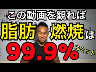 【脂肪燃焼】99.9%燃え始める!この知識であなたの贅肉を燃やせ! by ネギ式ダイエット