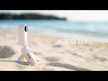 Insta360 GO 2 // 世界最小のアクションカム #Ryoya Takashima